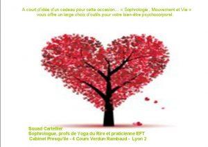 Saint Valentin: idée cadeaux